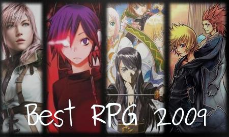 Best RPG 2009